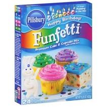 Pillsbury Funfetti Cake Mix 432 Gram