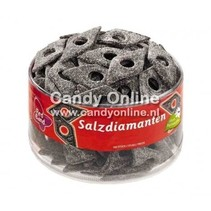 Red Band Silo Salz Diamant 100 Stuks 1180 Gram