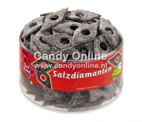 Red Band Red Band Silo Salz Diamant 100 Stuks 1180 Gram