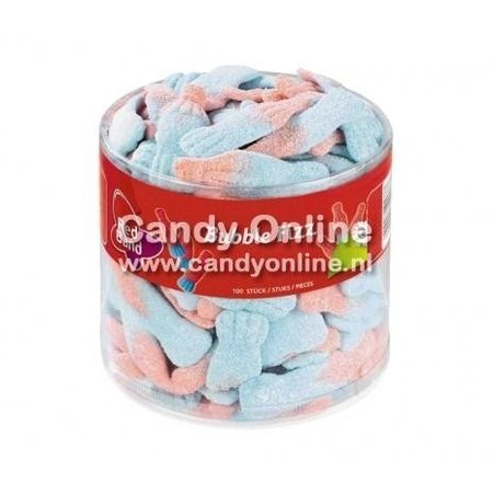 Red Band Red Band Silo Bubble Fizz 100 Stuks 1000 Gram