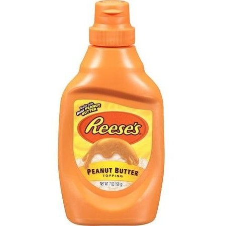 Reese's Reese's Peanut Butter Topping 198 Gram