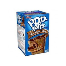 Kellogg's Pop-Tarts Frosted Chocolate Fudge 416 Gram