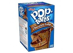 Pop-Tarts Kellogg's Pop-Tarts Frosted Chocolate Fudge 416 Gram