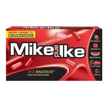 Mike and Ike Red Rageous Theatre Box 141 Gram
