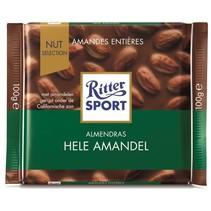 Ritter Sport Whole Almond 100 Gram