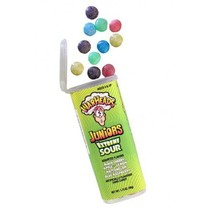 Warheads Extreme Sour Minis Juniors 49 Gram