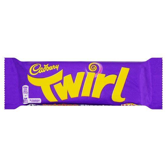 Cadbury Cadbury Twirl 43 Gram