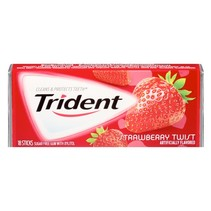 Trident - Strawberry Twist 14 Sticks