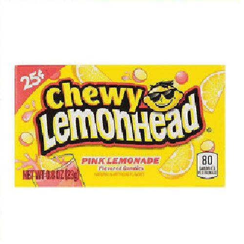 Ferrara Pan Ferrara Pan - Chewy Lemonhead Pink Lemonade 23 Gram