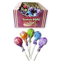 Tootsie Pops Wild Berry 5 Verschillende Smaken