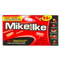 Mike & Ike Red Rageous 22 Gram