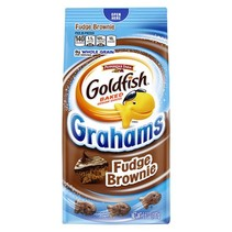 Goldfish - Grahams Fudge Brownie 187 Gram