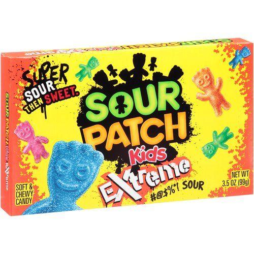 Sour Patch Sour Patch Extreme Theatre Box 99 Gram