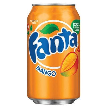 Fanta Fanta - Mango 355ml