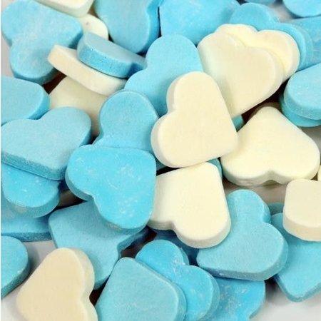 Fortuin Fortuin Reuze Wit Blauwe Vruchten Harten 250 Gram