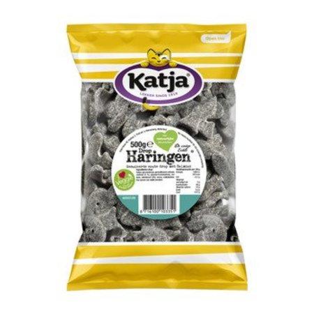 Katja Katja Drop Haringen 500 Gram