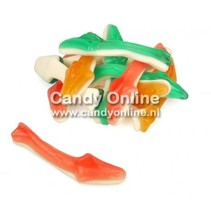 Damel - Sharks (gekleurd) 250 Gram