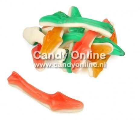 Damel Damel - Sharks (gekleurd) 250 Gram