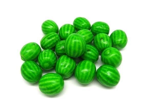 Image of Fini Fini - Watermeloen Kauwgomballen 1 Kilo 78285404