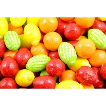 Fini Fini - Fruit Salad Gum 1 Kilo