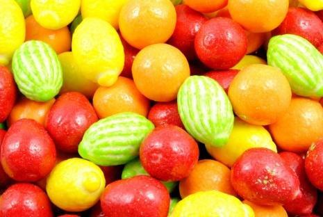 Image of Fini Fini - Fruit Salad Gum 1 Kilo 78285563
