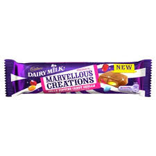 Cadbury Cadbury - Marvellous Creations Jelly Popping Candy 47 Gram