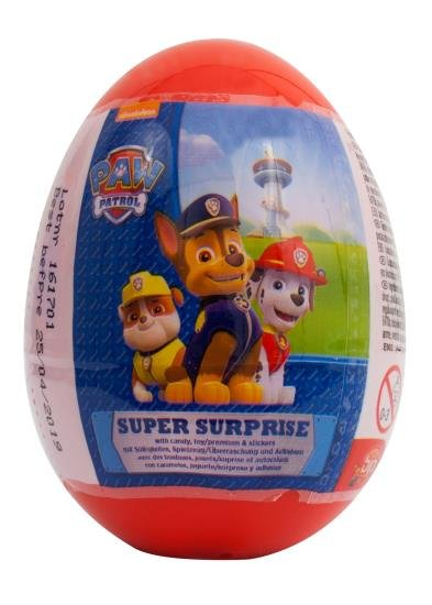 Bip Bip - Paw Patrol - Super Surprise 18 Stuks