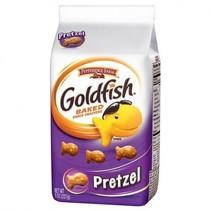 Goldfish - Pretzel Crackers 187 Gram
