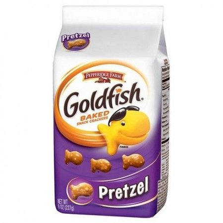 Goldfish Goldfish - Pretzel Crackers 227 Gram