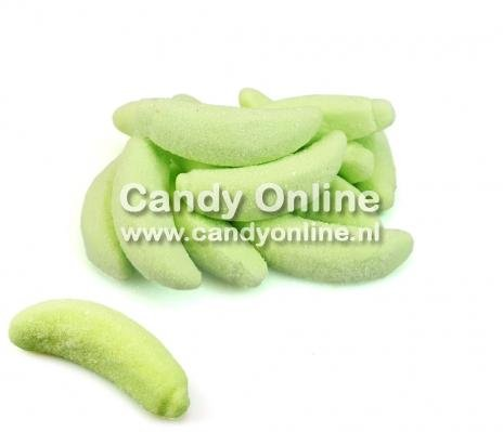Grahns Grahns - Foam Sour Bananas 1,2  Kilo