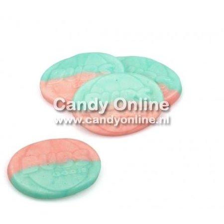 Bubs Bubs - Raspberry/Blueberry Ovals 200 Gram