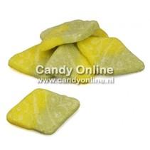 Bubs - Sour Tutti Frutti Rombs 200 Gram