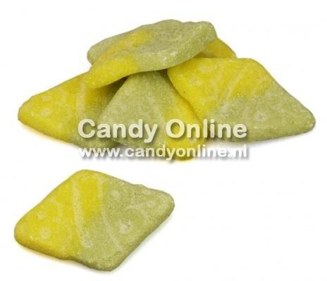 Bubs Bubs - Sour Tutti Frutti Rombs 200 Gram