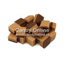 Felko - Fudge Vanille & Chocolade 250 Gram