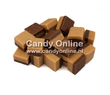 Felko Felko - Fudge Vanille & Chocolade 250 Gram