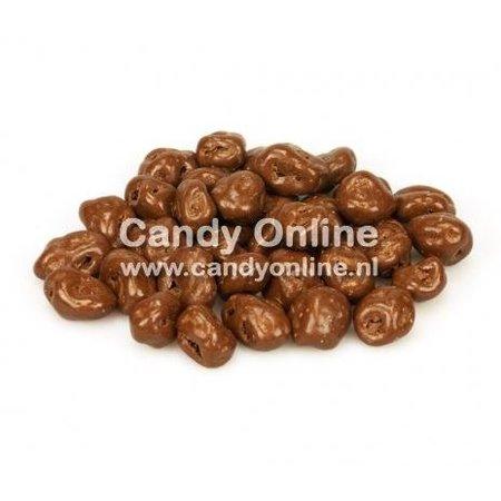Overige Choco Jumbo Rozijnen Melk 200 Gram
