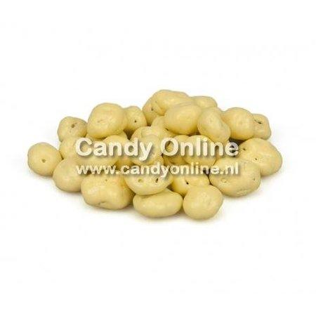 Overige Choco Jumbo Rozijnen Wit 200 Gram
