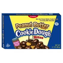 Cookie Dough Bites Peanut Butter Theatre Box 88 Gram