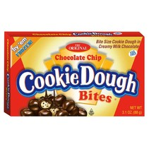 Cookie Dough Bites Chocolate Chip Theatre Box 88 Gram