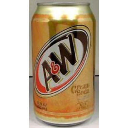A&W A&W Cream Soda 355ml 12 Blikjes