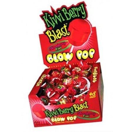 Charms Charms Blow Pop - Kiwi Berry Burst