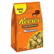 Reese's Miniature Peanut Butter Cups Party Bag 1130 Gram