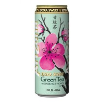Arizona Green Tea Extra Sweet 680ml