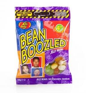 Jelly Belly Jelly Belly - Bean Boozled Zakje 54 Gram
