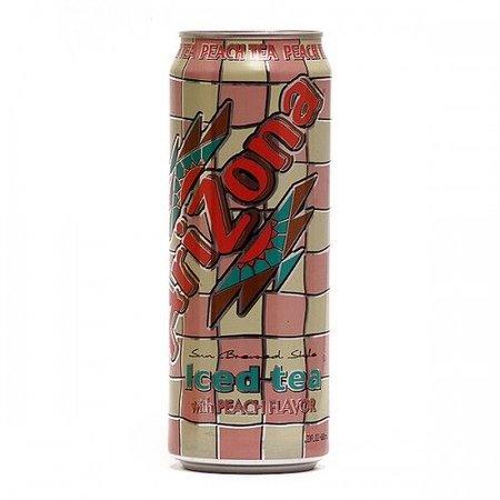 Arizona Arizona Peach Ice Tea 680ml