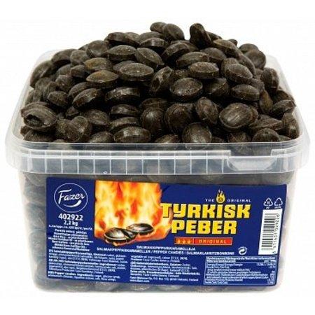 Fazer Fazer - Tyrkisk Peber Orginal Extra Hot 2,2 Kilo
