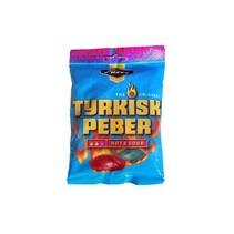 Fazer - Tyrkisk Peber Hot & Sour 150 Gram