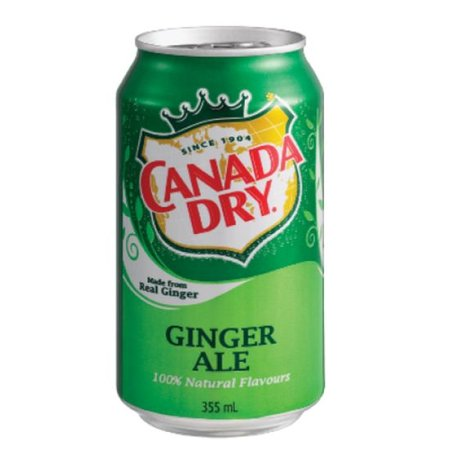 Canada Dry Canada Dry Ginger Ale 355ml