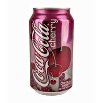 Coca Cola Cherry 355ml