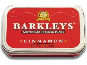 Image of Barkleys Barkleys Tin Cinnamon 50 Gram 78286895